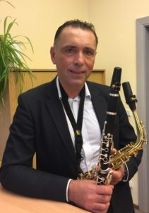 Musiklehrer Ivo Igaunis