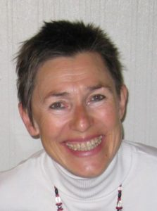 Musiklehrerin Manuela Mach
