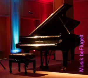 Konzertreihe 'Musik beFlügelt' mit dem Steinway-Flügel im Bürgersaal des Kreishauses Schleswig, Flensburger Str. 7