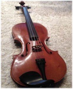 Viola oder auch Bratsche
