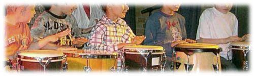 Kurse zur Musikalischen Frühförderung - auf dieser Seite sortiert nach Unterrichtsorten