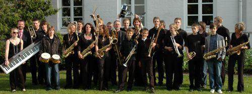 Bigband Schleswig Konzert in der Fachklinik