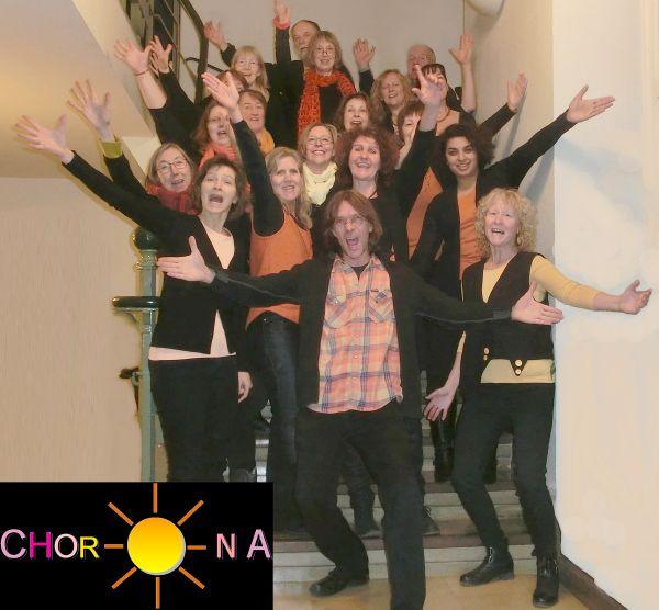 Schleswiger Chor-O-na Leitung Björn Mummert