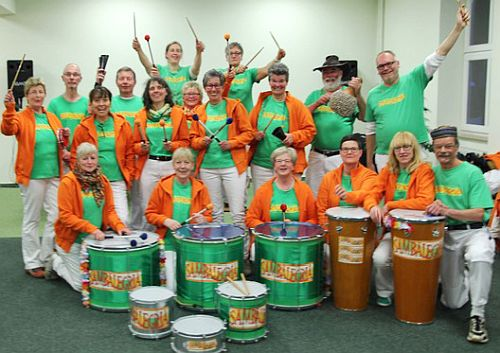 "Schleswiger Samba-Band ""Sambalegria"""