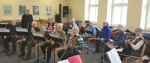 Senioren-Orchester 'DACAPO' Schleswig 2013