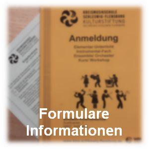 Link zum Bereich Formulare, Informationen und mehr