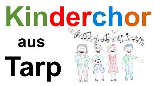 Kinderchor aus Tarp - mit Johanna Geißler-Kako