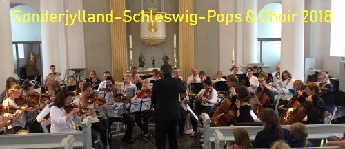 Sønderjylland-Schleswig-Pops & Choir 2018