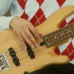E-Bass Gitarre