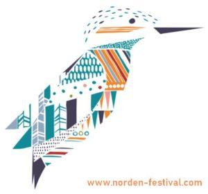 Ab 30. August 2018 in Schleswig: www.norden-festival.com