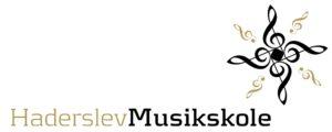 Logo der Musikschule in Hadersleben: www.haderslevmusikskole.dk