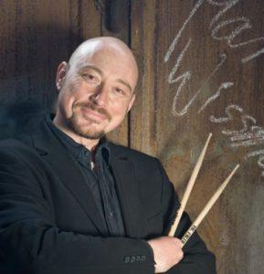 Schlagzeuglehrer Mario Wissmann