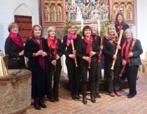 Satruper Blockflöten-Ensemble 2016