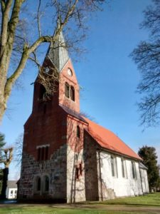 St. Laurentius-Kirche Satrup (Foto Ulrich Matthaei)