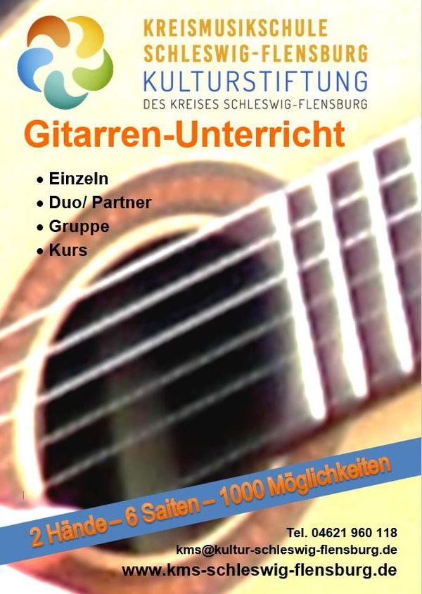 Fachwerbung - Gitarre 2018