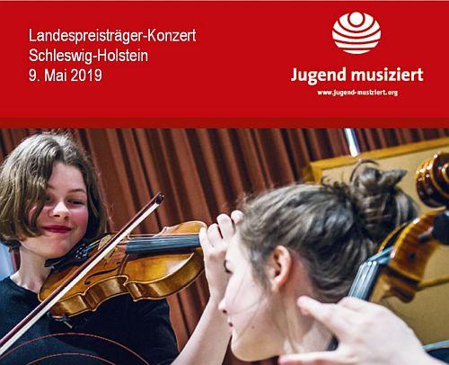 Jugend musiziert Landespreisträger-Konzert 9.5.2019