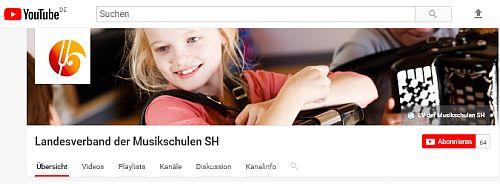 Landesverband MS SH - Youtube Account 2019