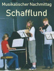 Schülervorspiel Schafflund